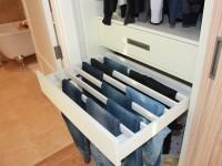Выполненные на заказ гардеробные комнаты - Фото 6