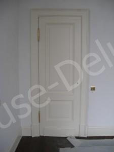 Двухстворчатые межкомнатные двери