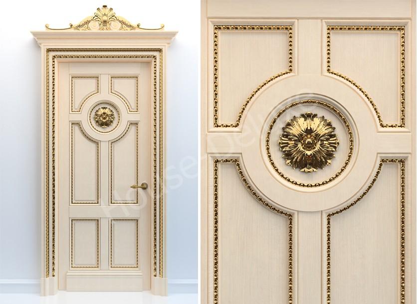 Двери из массива, из шпона- cimidby