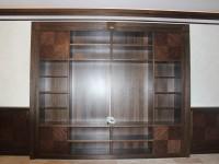 Выполненная на заказ мебель для кабинета - Фото 10