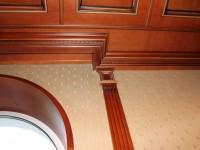 Выполненные кессонные потолки из дерева - Фото 4