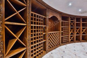 Шкафы для хранения вина