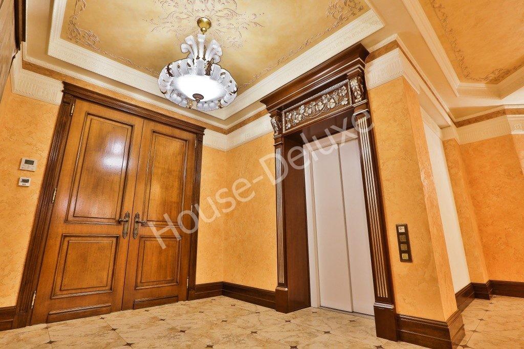 Состаренные двери