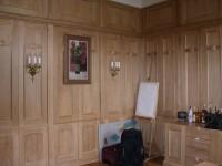 Выполненные на заказ стеновые панели из массива дерева - Фото 5