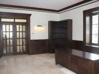 Выполненная на заказ мебель для кабинета - Фото 3