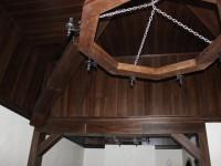 Выполненные кессонные потолки из дерева - Фото 8