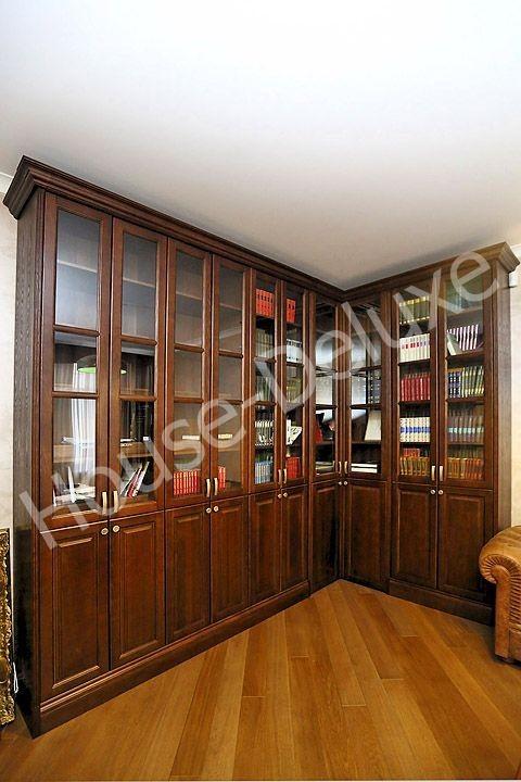 Мебель для кабинета из ясеня
