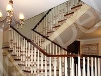 Типы лестниц для дома