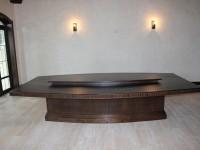 Деревянные столы - Фото 18