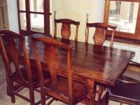 Деревянные столы - Фото 23
