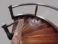 Лестницы из массива - Фото 15