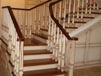 Лестницы из массива - Фото 7