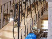 Лестницы с элементами ковки - Фото 1