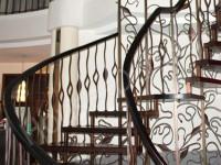 Лестницы с элементами ковки - Фото 10
