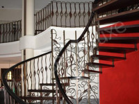 Лестницы с элементами ковки - Фото 11