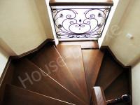 Лестницы с элементами ковки - Фото 14