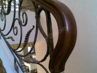 Лестницы с элементами ковки - Фото 3