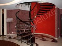 Лестницы с элементами ковки - Фото 8