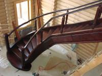 Поворотные лестницы - Фото 1