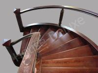 Поворотные лестницы - Фото 10