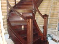 Поворотные лестницы - Фото 2