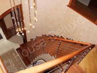 Поворотные лестницы - Фото 5