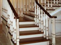 Прямые лестницы - Фото 12