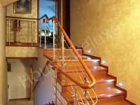 Прямые лестницы - Фото 13