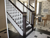 Прямые лестницы - Фото 16
