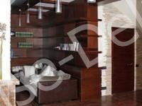 Проект интерьера гостиной
