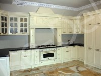 Проект интерьера кухни